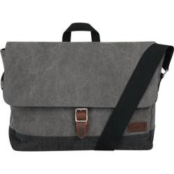 Levi's Genesis 16in Messenger Bag Grey/Charcoal