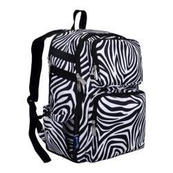 Girls' Wildkin Versapak Backpack Zebra