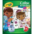 Color 'N Sticker Book - Doc McStuffins