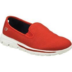 Women's Skechers GOwalk Icon Red