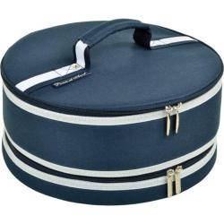 Picnic at Ascot Pie/Cake Carrier Bold Navy