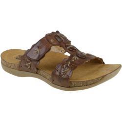 Women's Kalso Earth Shoe Encore Bat Brown Full Grain Leather Today
