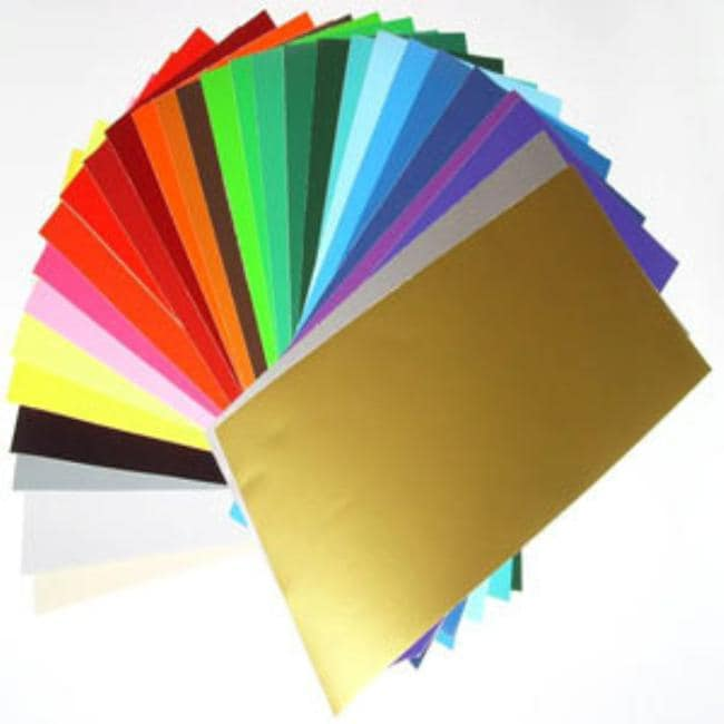 Silhouette Indoor Adhesive Vinyl 9 x10' (Variety Of Colors).