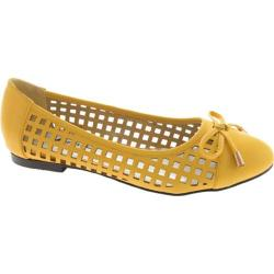 Women's Annie Emerson Yellow