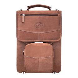 MacCase Premium Leather Flight Case - Fully Optioned Vintage