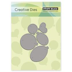Penny Black Creative Dies - Uplifting, 2.8 X3.8