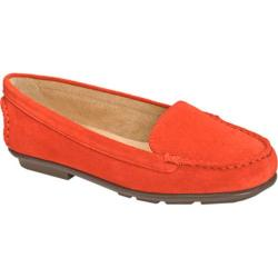 Women's Aerosoles Nu Day Orange Suede