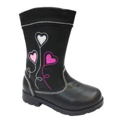 Girls' Laura Ashley LA13512N Black Polyurethane
