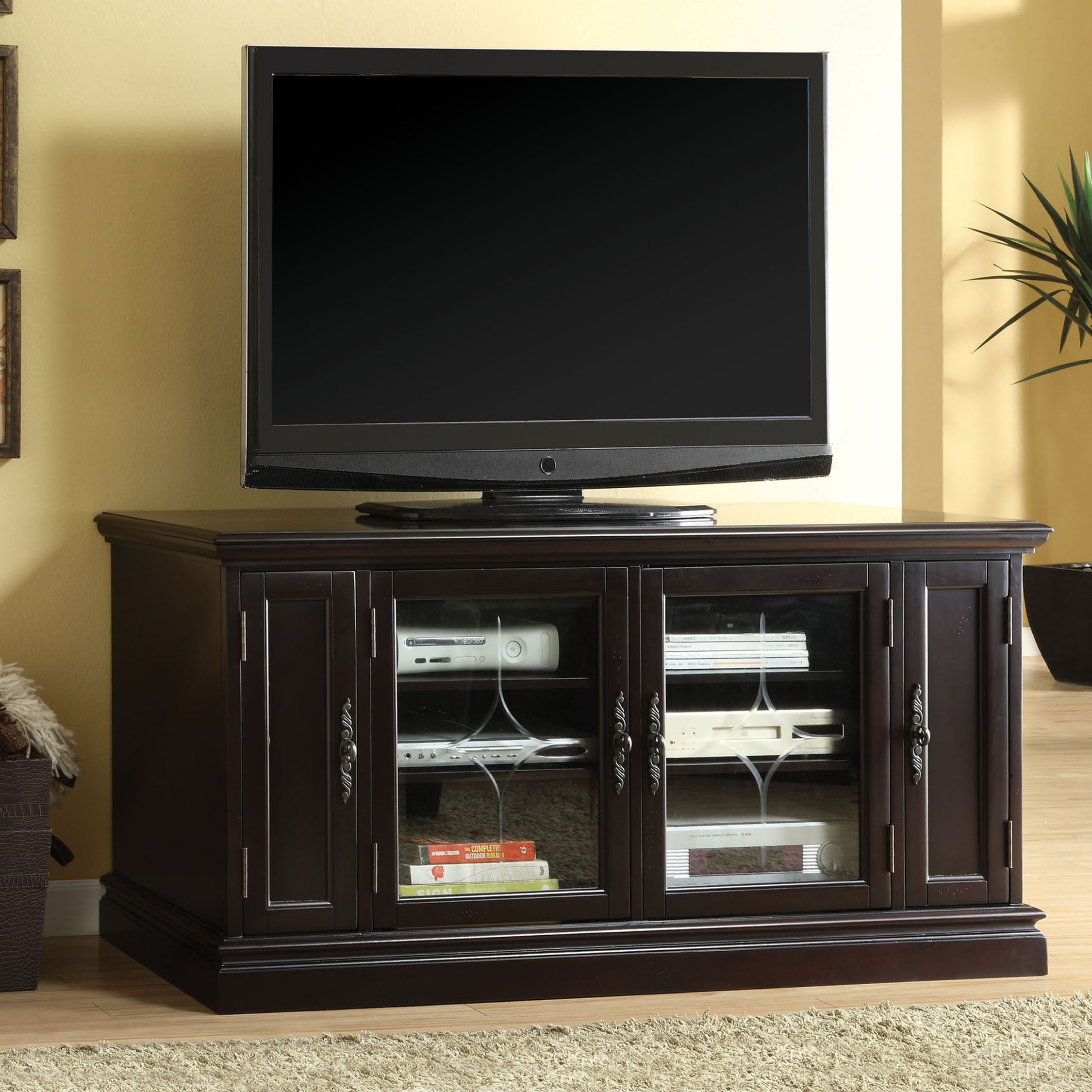 Furniture of America Torrington Fully Assembled Entertainment Console