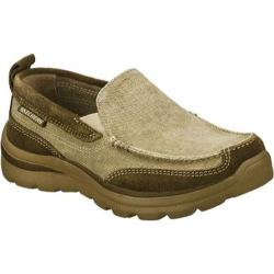 Boys' Skechers Relaxed Fit Superior Melvin Natural