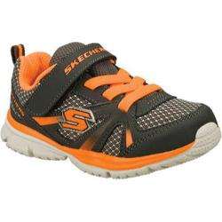 Boys' Skechers Speedees Drifterz Gray/Orange