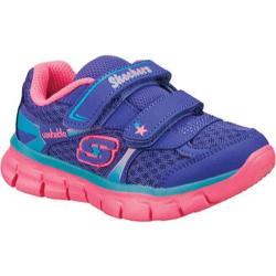Girls' Skechers Synergy Lil Softy Purple/Multi