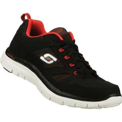 Men's Skechers Flex Advantage Black/Red