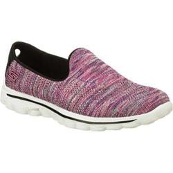 Women's Skechers GOwalk 2 Hypo Black/Multi