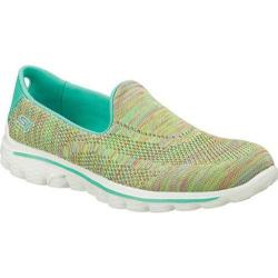 Women's Skechers GOwalk 2 Hypo Blue/Multi