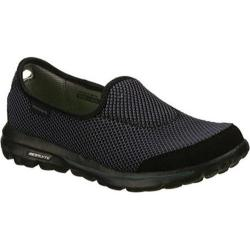 Women's Skechers GOwalk Rival Black/Gray