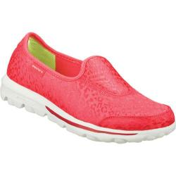 Women's Skechers GOwalk Safari Pink