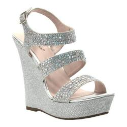 Women's Coloriffics Naysa Silver Synthetic