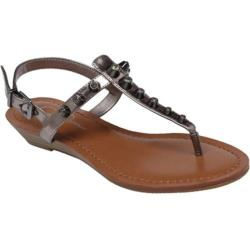 Women's Jessica Simpson Lagarde Gunmetal Synthetic