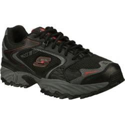 Men's Skechers Kirkwood One Up Black/Gray