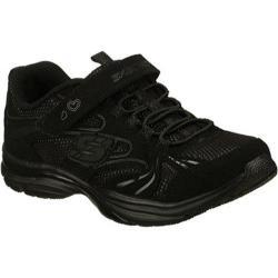 Girls' Skechers Lite Kicks Class President Black