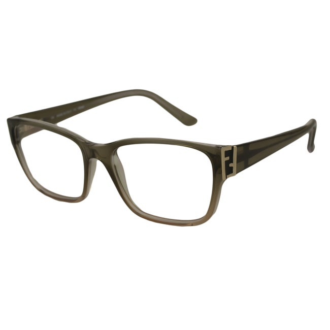 Fendi Women's F973 Rectangular Optical Frames