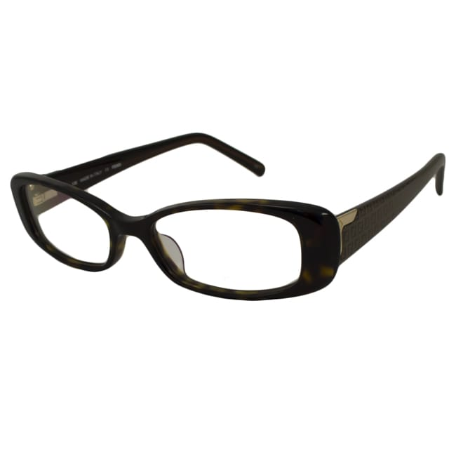 Fendi Women's F967 Rectangular Optical Frames