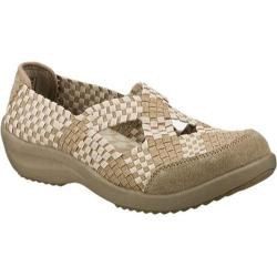 Women's Skechers Relaxed Fit Savor Entice Natural