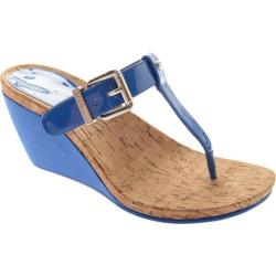 Women's BCBGeneration Mirage Aruba Blue Patent