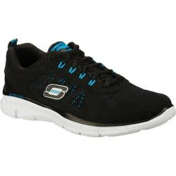 Men's Skechers Equalizer Deal Maker Black/Blue