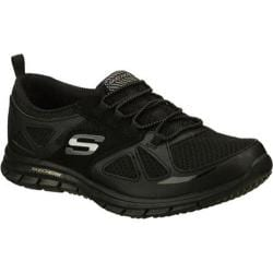 Women's Skechers Glider Lynx Black