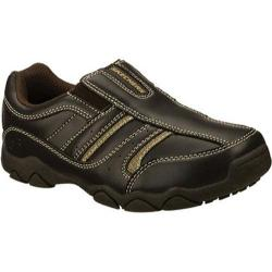 Boys' Skechers Relaxed Fit Diameter Walter Brown