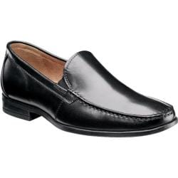 Men's Nunn Bush Glenwood Slip Black Leather