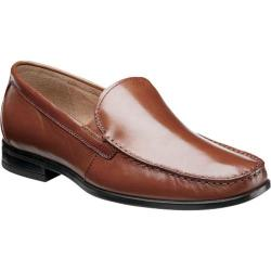 Men's Nunn Bush Glenwood Slip Cognac Smooth Leather