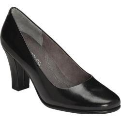Women's Aerosoles Dolled Up Black Leather