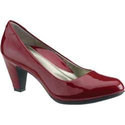 Women's Aetrex Essence Jessie Classic Red Patent Leather