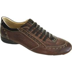 Men's Bacco Bucci Barney Brown Calf/Suede