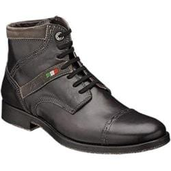 Men's Bacco Bucci Barone Black Calf