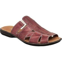 Men's Bacco Bucci Neto Red Calf