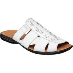 Men's Bacco Bucci Neto White Calf
