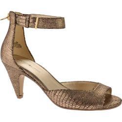 Women's Bandolino Delilan Light Gold Fabric