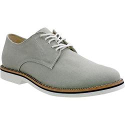 Men's Bass Clifton-1 Light Gray Canvas