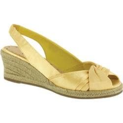 Women's Bella Vita Sangria Sunflower Silk