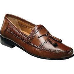 Men's Brass Boot Alfredo Cognac Deerskin/Leather