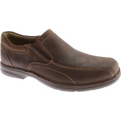 Men's Clarks Senner Pine Chocolate Nubuck