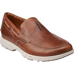 Men's Clarks Un.Nautical Bay Tan Leather