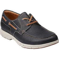 Men's Clarks Un.Nautical Sea Navy Leather