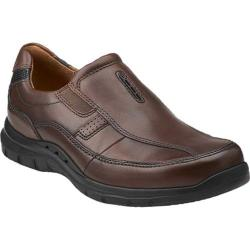 Men's Clarks Un.Regal Walnut Leather