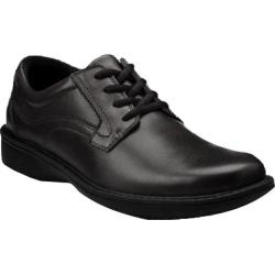 Men's Clarks Wader Pure Black Leather