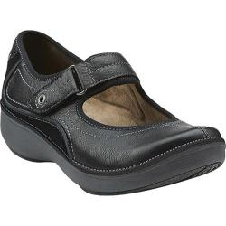 Women's Clarks Wave.Journey Black Leather